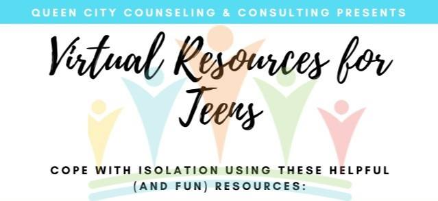 Coping with Uncertainty During the Coronavirus: Virtual Resources for Teens